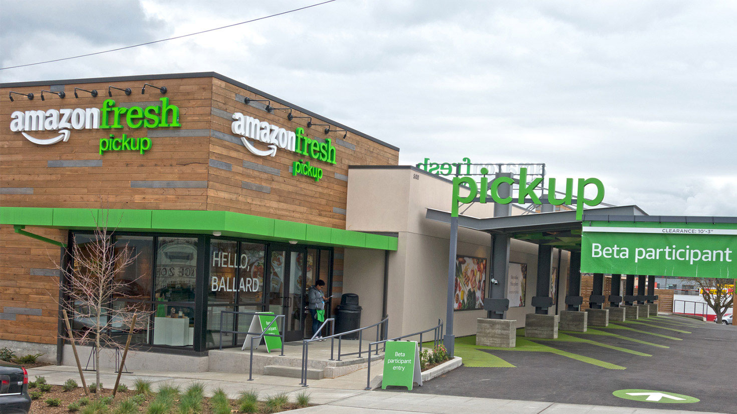 Amazon Planning to Play Big in the Grocery Industry