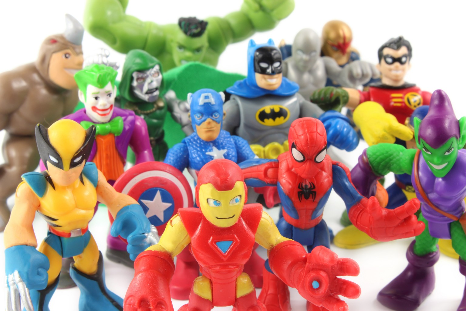Bridging the Gap Between Pop Culture and IP: The Marvel Universe
