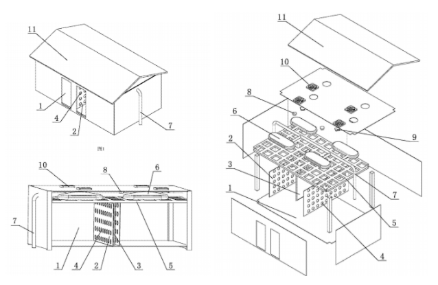 safety fireworks patent image
