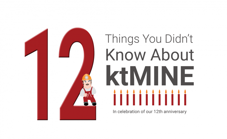 12 things you didnt know about ktMINE