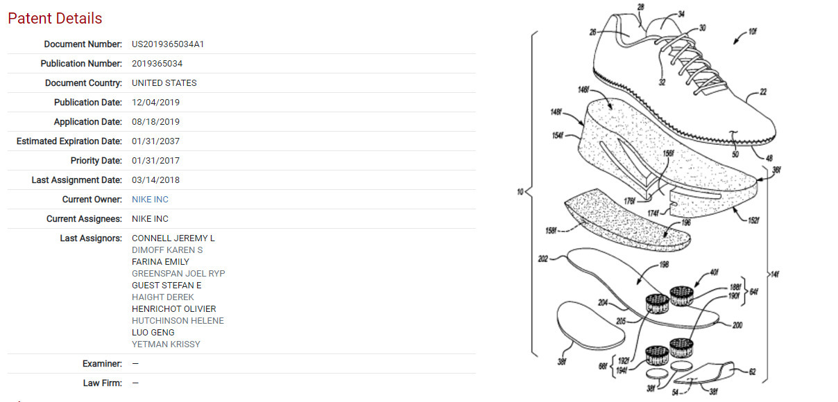 Stacked Cushioning Arrangement for Sole Structure